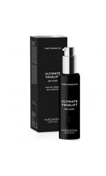Crema de día natural Reafirmante - Ultimate Facelift - Time Miracle - MÁDARA - 50 ml.
