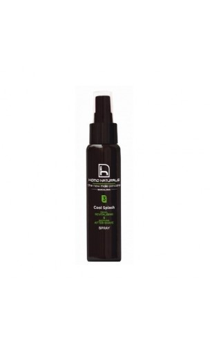 Tónico After shave Ecológico Cool Splash - HOMO NATURALS Hombre - 70 ml.