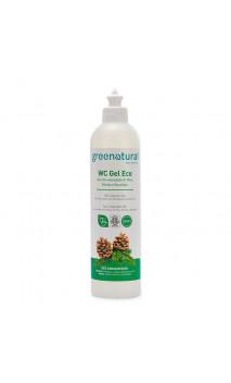 Gel nettoyant WC - Pin, Menthe & Eucaliptus - Greenatural - 500 ml.