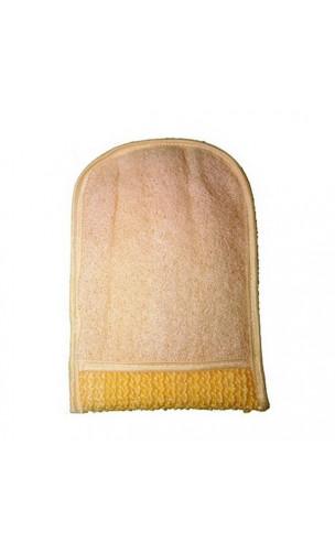 Gant loofah naturel - Massage - Najel