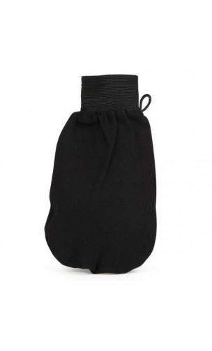 Gant noir Kessa - Gommage - Najel