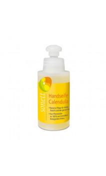 Mini Jabón líquido de manos ecológico Caléndula - Sonett - 120 ml.