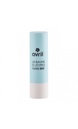 Baume à lèvres BIO Beurre de karité bio - Avril - 4 gr.
