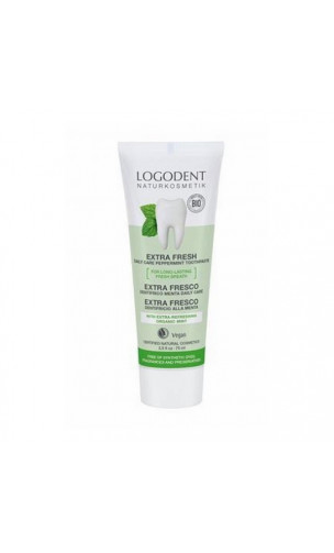 Dentifrice bio menthe Daily Care - LOGONA - 75 ml.