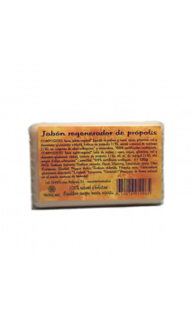 Jabón regenerador de própolis natural- PROPOL-MEL - 100 gr.
