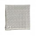 Furoshiki Feuillage - Coton bio - 32 cm - Avril