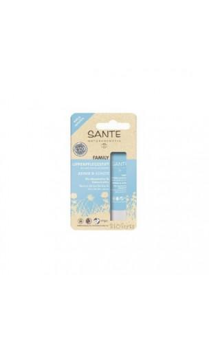 Baume à lèvres BIO Extra- Sensitive Karité & Beurre de cacao - SANTE - 4,5 gr.