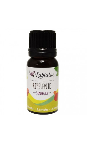 Mélange d'huiles essentielles BIO Anti-insectes - 12 ml - Labiatae