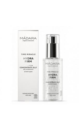 Concentrado ecológico Ácido Hialurónico Hydra Firm - Time Miracle - MÁDARA - 75 ml.