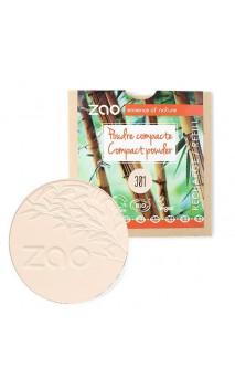 Recarga polvo compacto ecológico - Ivoire 301 - Zao Make-Up