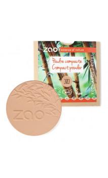 Recarga polvo compacto ecológico - Brun Beige 303 - Zao Make-Up
