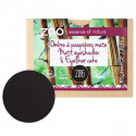Recarga sombra de ojos ecológica - Negra - Mate - ZAO - 206