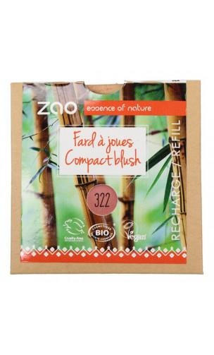 Recarga colorete ecológico - ZAO - Brun Rosé - 322