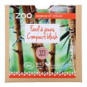 Recarga colorete ecológico - ZAO - Violine - 323