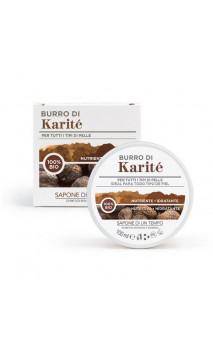 Manteca de karité pura bio - Sapone di un Tempo - 100 ml.