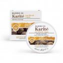 Manteca de karité bio con aceite de argán - Sapone di un Tempo - 100 ml.