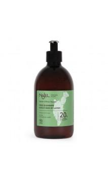 Jabón de Alepo líquido - 20 por ciento aceite de Higo de Barbarie - Najel - 500 ml.