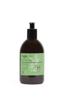 Jabón de Alepo líquido - 20 por ciento aceite de bayas de laurel - Najel - 500 ml.