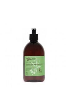 Savon d'Alep liquide - 5 huile de baies de laurier - Najel - 500 ml.