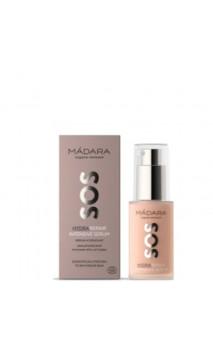 Sérum reparador intensivo bio SOS - Rehidratación - MÁDARA - 30 ml.