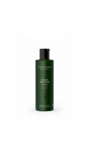 Shampooing bio Couleur & Brillance - MÁDARA - 250 ml.