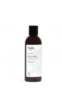 Agua de Rosa Damascena ecológica - Hidrolato bio - Tónico & Purificante - Najel - 200 ml.