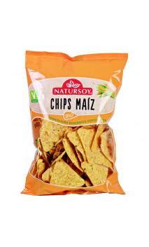 Chips de maíz ecológicos - Natursoy - 125g
