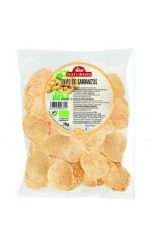 Chips de garbanzos ecológicos - Natursoy - 70g