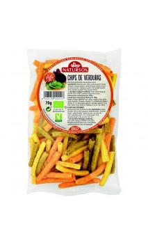 Chips de verduras ecológicos - Natursoy - 70g