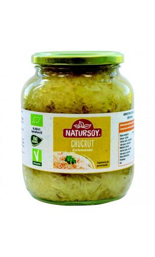 Chucrut pequeño ecológico - Natursoy - 360g