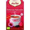 Infusion bio Yogi Tea Défenses naturelles - YOGI TEA - 12 sachets x 1,8 g.