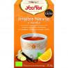 Infusion bio Yogi Tea Gingembre Orange à la Vanille - YOGI TEA - 12 sachets x 1,8 g.