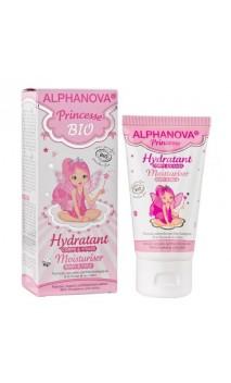 Crema hidratante ecológica Princesse BIO - Alphanova Kids - 50 ml.