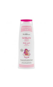 Gel douche BIO - Princesse BIO - Alphanova Kids - 250 ml.