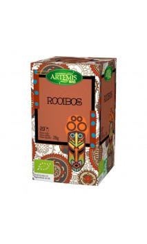 Rooibos ecológicos - Artemis bio - 20 bolsitas