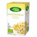 Infusión ecológica Manzanilla - Artemis bio - 20 bolsitas
