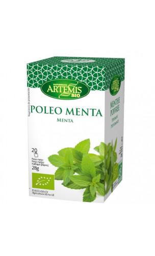 Infusión ecológica Poleo menta - Artemis bio - 20 bolsitas