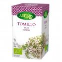 Infusión ecológica Tomillo - Artemis bio - 20 bolsitas