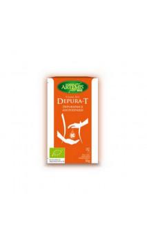Tisane Bio Depura-T -  Complément Alimentaire Dépuratif - Artemis bio - 20 sachets x 1,5 g
