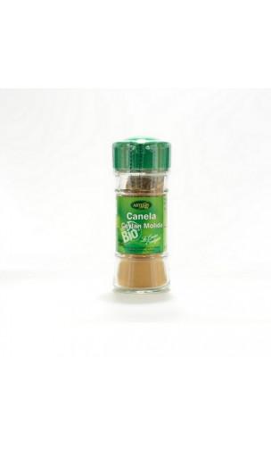 Canela ceylán molida bio - Especias ecológicas  - Artemis Bio - 25g