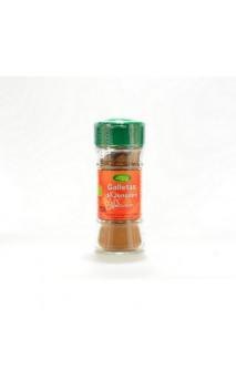 Biscuits gingembre bio (Speculoos) - Épices bio - Artemis Bio -30g