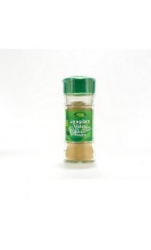 Jengibre molido bio - Especias ecológicas  - Artemis Bio -25g