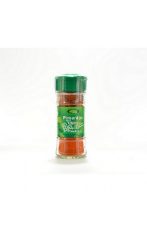 Paprika doux bio - Épices bio - Artemis Bio - 38g