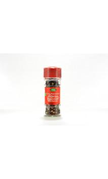 Moulin Trois poivres bio - Épices bio- Artemis Bio - 35g