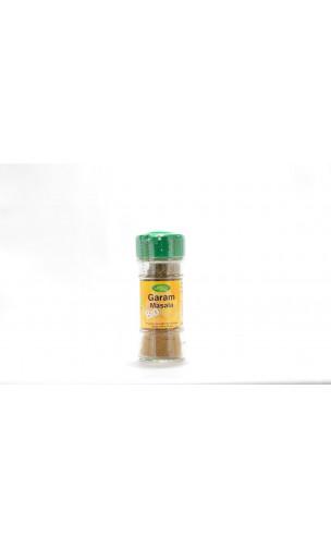 Garam Masala bio - Especias ecológicas - Artemis Bio - 25g