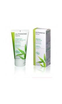 Crema reductora anticelulitis ecológica - Alphanova Santé - 150 ml.