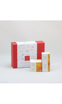 Peau sensible Apaisant - Pack cadeau bio d'Amapola Biocosmetics
