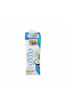 Mini Bebida de arroz y coco Bio - Isola Bio - 250ml