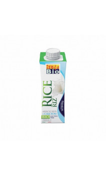 Mini Bebida de arroz con calcio Bio - Isola Bio - 250ml