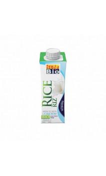 Mini Boisson au riz avec calcium Bio - Isola Bio - 250ml